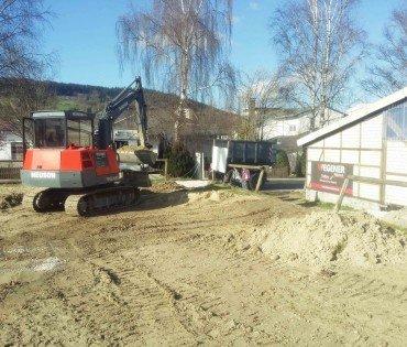 Reitverein Willingen – Reitplatz und Entwässerung