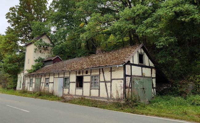 Abbruch Dreislar